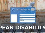 Arriva Disability Card europea