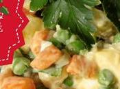 """MENU NATALE: """"Maionese batata"""" (Insalata russa)"""