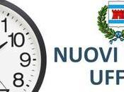 #Buccinasco: Sportelli comunali, nuovi orari gennaio 2018