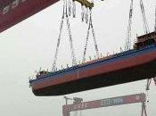 Cina: Nato primo cargo navale elettrico!