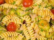 nostri consigli nostre ricette Cenone Capodanno: Pasta Zucchine Tonno.