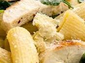 nostri consigli nostre ricette Cenone Capodanno: Rigatoni Carciofi Olive.