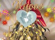 Auguri gioioso Anno Nuovo