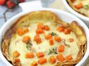 Crespelle vegan gluten free cavolo nero zucca