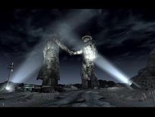 Fallout Vegas facendo grandi progressi Notizia