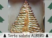 Torta salata albero