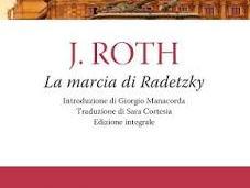 """Marcia Radetzky"""" Joseph Roth"""