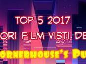 2017. migliori Film visti usciti 2017