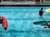 Riprendono corsi rolling groenlandese piscina!