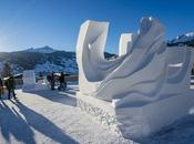World Snow Festival, magia delle sculture neve Grindelwald