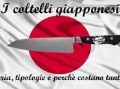 coltelli giapponesi: storia tipologie