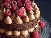 Torta cioccolato lamponi: anni Blog.