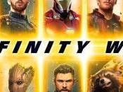 Avengers: Infinity War, ecco nuova immagine promozionale!