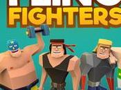 Fling Fighters adrenalinico iPhone Android!