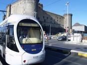 Ritornano Tram Napoli Marina verso Giovanni