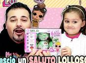 lascio SALUTO LOLLOSO!!! Apriamo SISTERS fake!