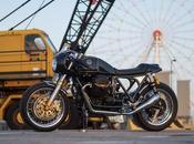 "Moto Guzzi Mans ""Vitalis"" Officine Rossopuro"