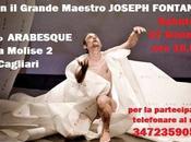 Joseph Fontano: Cagliari grande danzatore