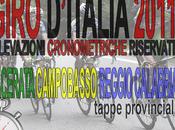 Giro d'Italia 2011: Macerata, Campobasso, Reggio Calabria