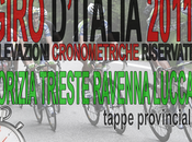 Giro d'Italia 2011: Gorizia, Trieste, Ravenna, Lucca