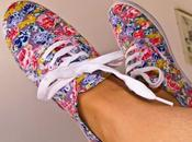 flowers boat shoes: summer!