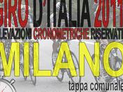 Giro d'Italia 2011: Proiezione MILANO