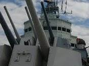 BELFAST, museo nave guerra ancorata Tamigi...pronti entrare??