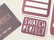 PREVIEW: Stencil vinile Swatch Perfect