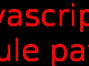 Javascript module pattern costruttore argomenti