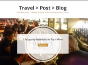 Diventare travel blogger: blog promettenti 2018