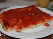 Pizza: Pizza salame peperoni