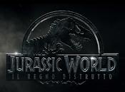 JURASSIC WORLD REGNO DISTRUTTO Secondo Trailer Ufficiale