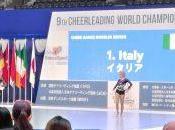 Cheerleaders Mascotte approdano anche Italia chiave attuale professionale
