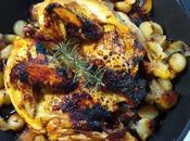 Pollo ruspante marinatura gustosa