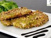 Cotoletta pollo pistacchio anacardi