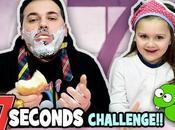 SECONDI CHALLENGE… uno, due, tre, quattro, cinque, sei, SETTE!!!