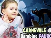 POESIA Carnevale bambino PAUROSO!