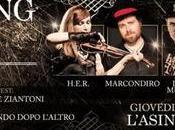 ROMEVENTI presenta Melting XXL: DANIEL MENDOZA SOUL FLAKE MARCONDIRO H.E.R. Special Guest GABRIELE ZIANTONI tanti ospiti sorpresa!!!