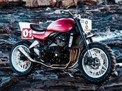 "Kawasaki Z900 ""Stone Tracker"" Deus"
