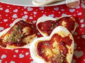 Pizzette Cuore Mini Pretzel Senza Glutine Lievito Stesso Impasto