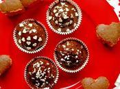 Valentino: Muffin vegani cioccolato