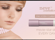 [Preview] Neve Cosmetics Star System Foundation