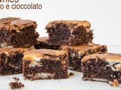 Brownies cocco cioccolato senza glutine Martha Stewart