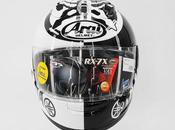 "Arai RX-7X (RX-7V) ""Yamaha"" 2018 Factory"