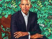 Strani fatti ritratto Obama sull'artista creato Kehinde Wiley