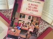 Recensione: bistrò libri sogni Rossella Calabrò