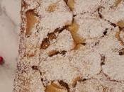 Torta integrale mele senza burro