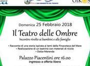 """Teatro delle Ombre"""" incontro bambini famiglie"""