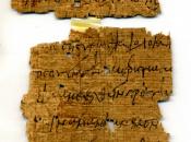 Accessibile rete catalogo papiri dell'Università Genova