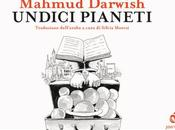 """Arriva libreria raccolta poesie """"Undici pianeti"""" Mahmud Darwish"""